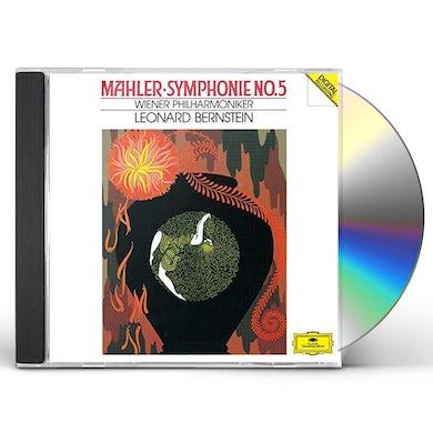 Mahler / Leonard Bernstein MAHLER: SYMPHONY 5 CD