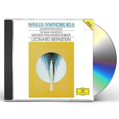 MAHLER: SYMPHONY 6 / KINDERTOTENLI CD