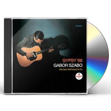 Gabor Szabo GYPSY 66 CD