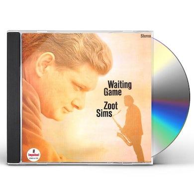 Zoot Sims WAITING GAME CD