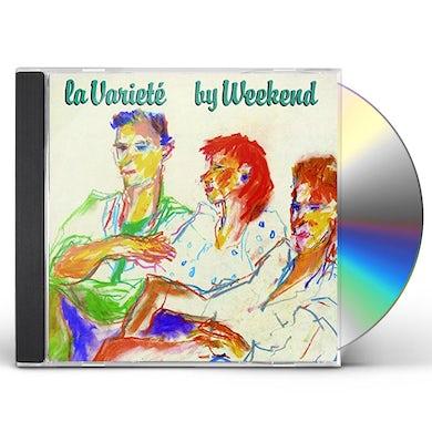 Weekend LA VARIETE CD