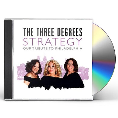 Three Degrees STRATEGY: OUR TRIBUTE TO PHILADELPHIA CD