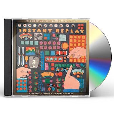 Dan Hartman INSTANT REPLAY CD