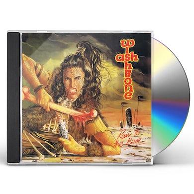 Wishbone Ash RAW TO THE BONE CD