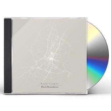 Ryan Teague BLOCK BOUNDARIES CD