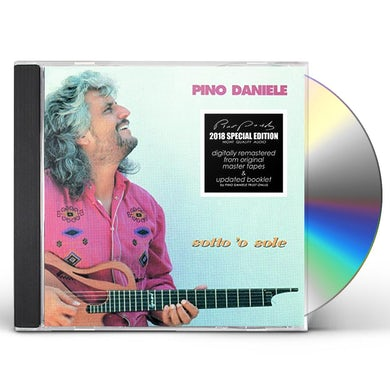 Pino Daniele SOTTO O SOLE CD