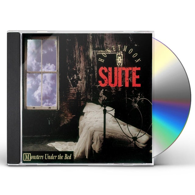 Honeymoon Suite MONSTERS UNDER THE BED CD