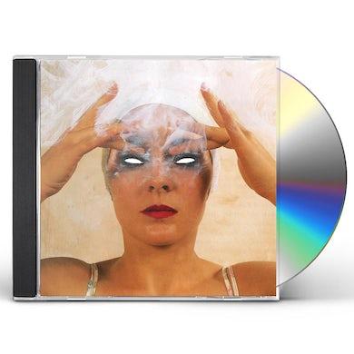 Hey Colossus RADIO STATIC HIGH CD
