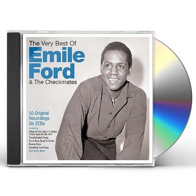Emile Ford & The Checkmates VERY BEST OF CD
