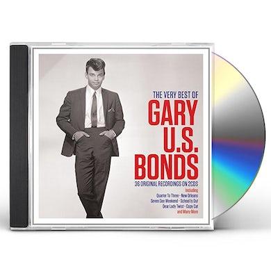Gary U.S. Bonds VERY BEST OF CD