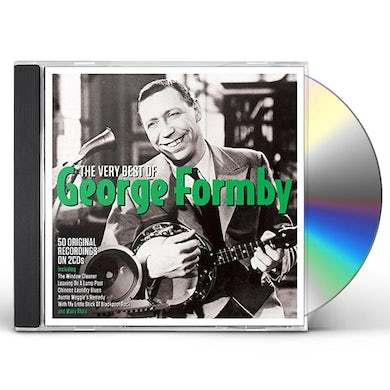 George Formby VERY BEST OF CD