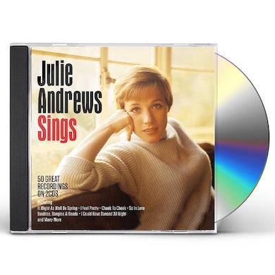 Julie Andrews SINGS CD