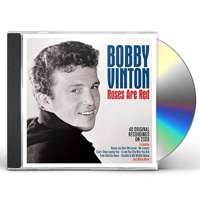 Bobby Vinton ROSES ARE RED CD