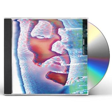 Strobes BROKESPEAK CD