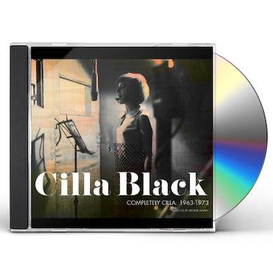 Cilla Black COMPLETELY CILLA 1963 - 1973 CD