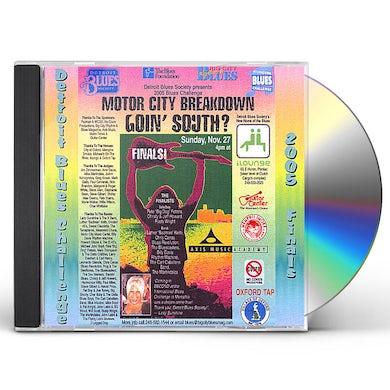 Compilation DETROIT BLUES CHALLENGE 2005 FINALS CD