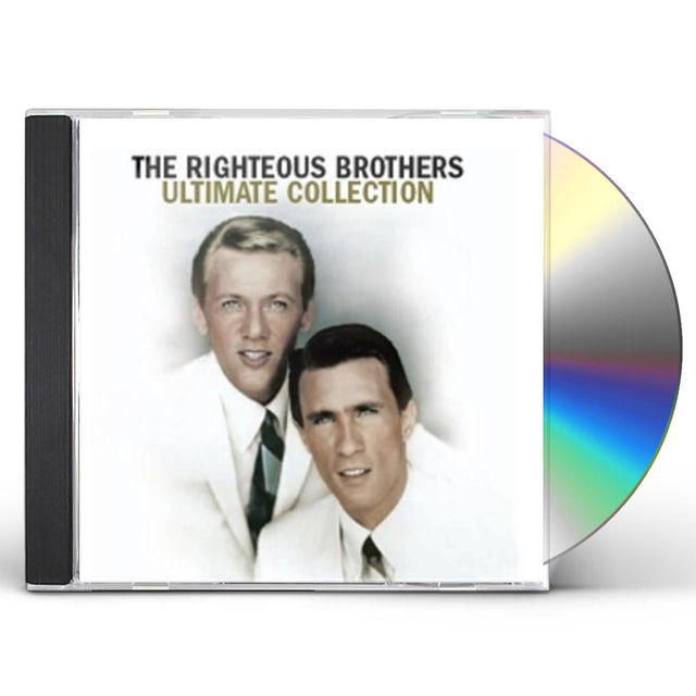Righteous Brothers ULTIMATE COLLECTION CD