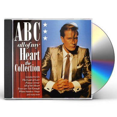 ALL OF MY HEART: ABC COLLECTION CD
