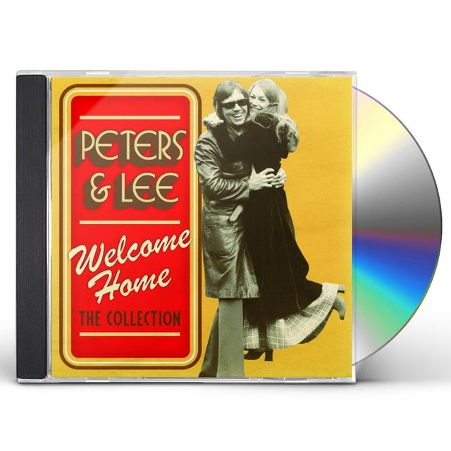 Peters & Lee WELCOME HOME: THE BEST OF CD
