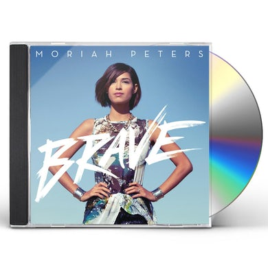 Moriah Peters BRAVE CD