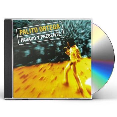 Palito Ortega PASADO Y PRESENTE CD