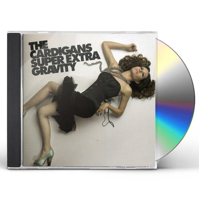 Cardigans SUPER EXTRA GRAVITY CD