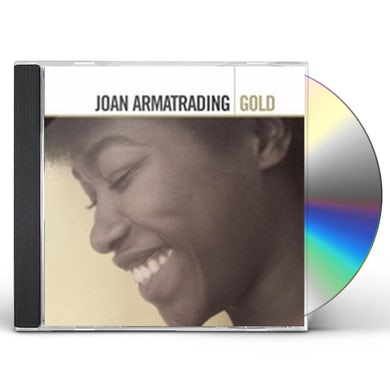 Joan Armatrading GOLD CD