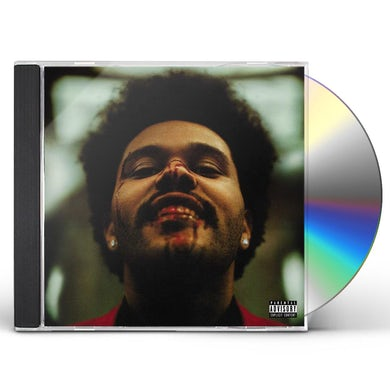 The Weeknd AFTER HOURS CD
