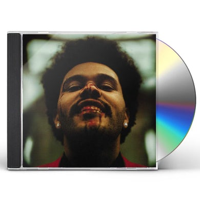 The Weeknd After Hours (Edited) CD