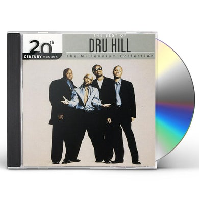 Dru Hill 20TH CENTURY MASTERS: MILLENNIUM COLLECTION CD