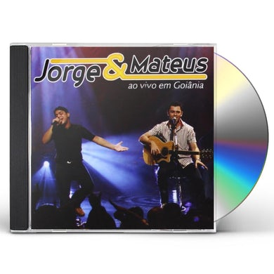 Jorge & Mateus AO VIVO EM GOIANIA CD
