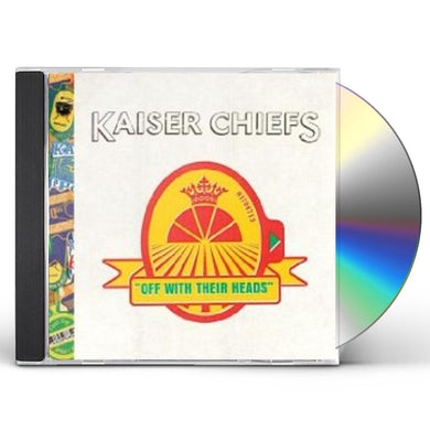 Kaiser Chiefs OFF WITH THEIR HEAD-SPECIAL EDITION CD