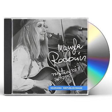 Maryla Rodowicz RARYTASY 2: 1970 - 1973 CD