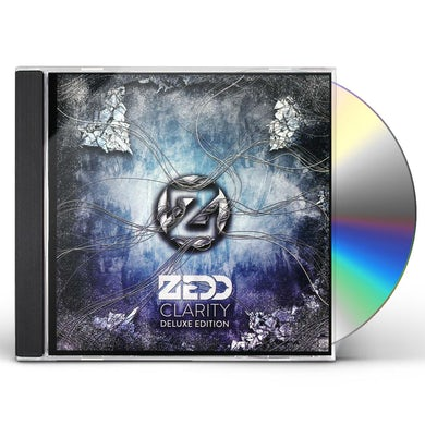 ZEDD CLARITY CD