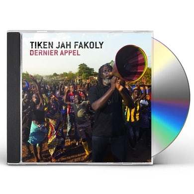 Tiken Jah Fakoly DERNIER APPEL CD