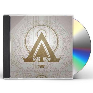 Amaranthe MASSIVE ADDICTIVE CD