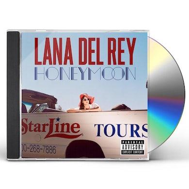 Lana Del Rey HONEYMOON CD