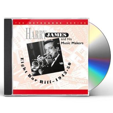 Harry James EIGHT BAR RIFF 1943-50 CD