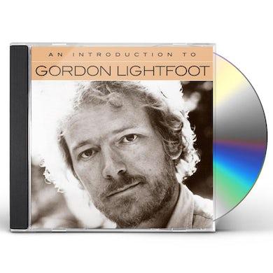 Gordon Lightfoot Introduction To CD