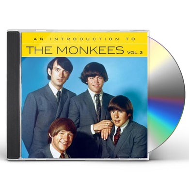The Monkees AN INTRODUCTION TO VOL 2 CD
