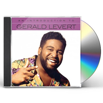 Gerald Levert AN INTRODUCTION TO CD