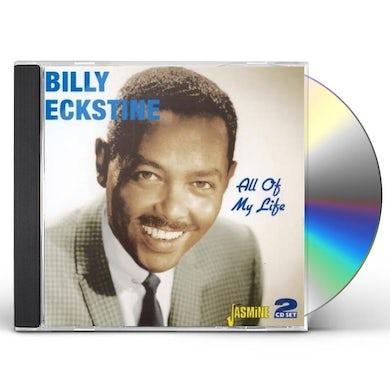 Billy Eckstine ALL OF MY LIFE CD