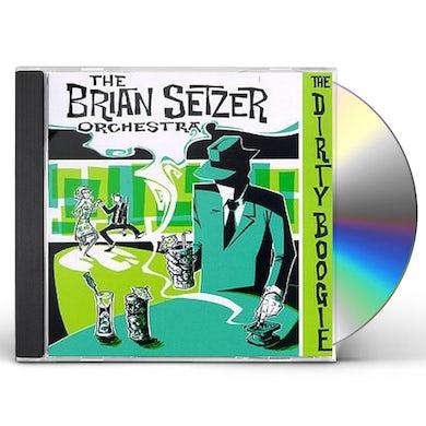 Brian Setzer DIRTY BOOGIE CD