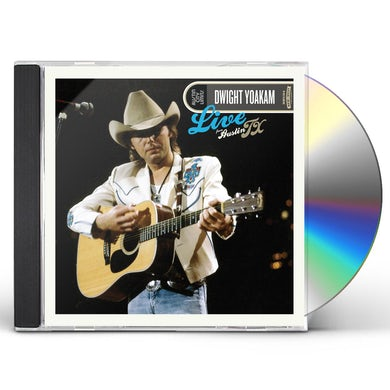 Dwight Yoakam LIVE FROM AUSTIN TX CD