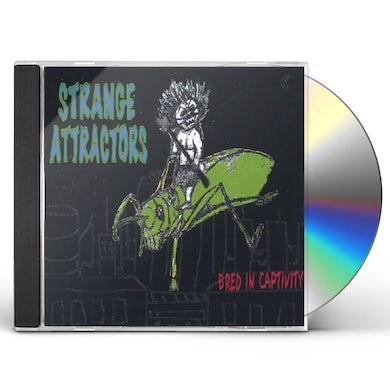 BRED IN CAPTIVITY CD