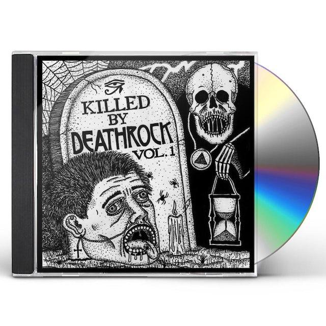 Killed By Deathrock 1 / Various CD