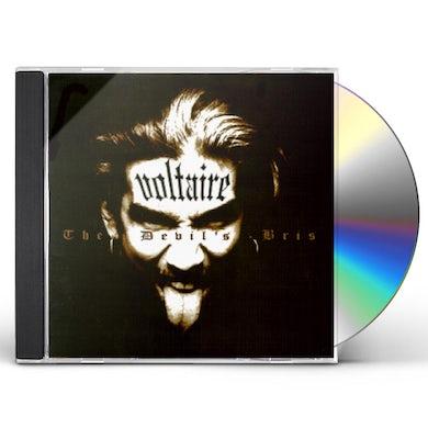 Voltaire DEVIL'S BRIS CD