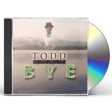 TODD BYE CD