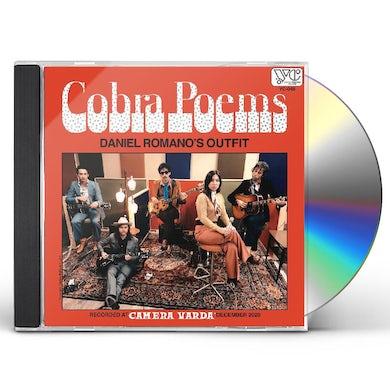 Daniel Romano Cobra Poems CD