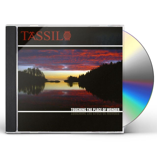Tassilo TOUCHING THE PLACE OF WONDER CD